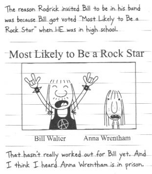 Diary Of A Wimpy Kid Rodrick Rules Book Characters I also wanted to    Diary Of A Wimpy Kid Rodrick Rules Book Pictures